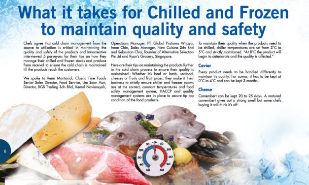 What It Takes For Chilled & Frozen To Maintain Quality & Safety